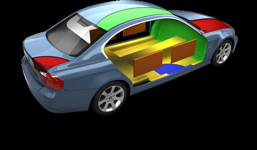 В чому переваги шумоізоляції авто